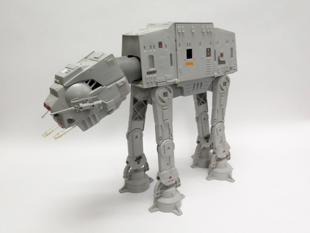 Kenner Star Wars Toys : Kenner star wars at imperial walker the lost toys