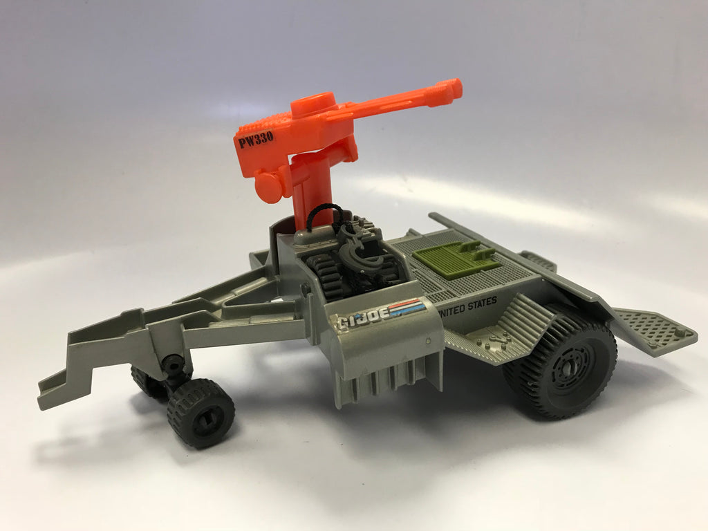 1987 Hasbro Gi Joe ROAD TOAD B.R.V. BATTLEFIED RECOVERY VEHICLE Loose Complete
