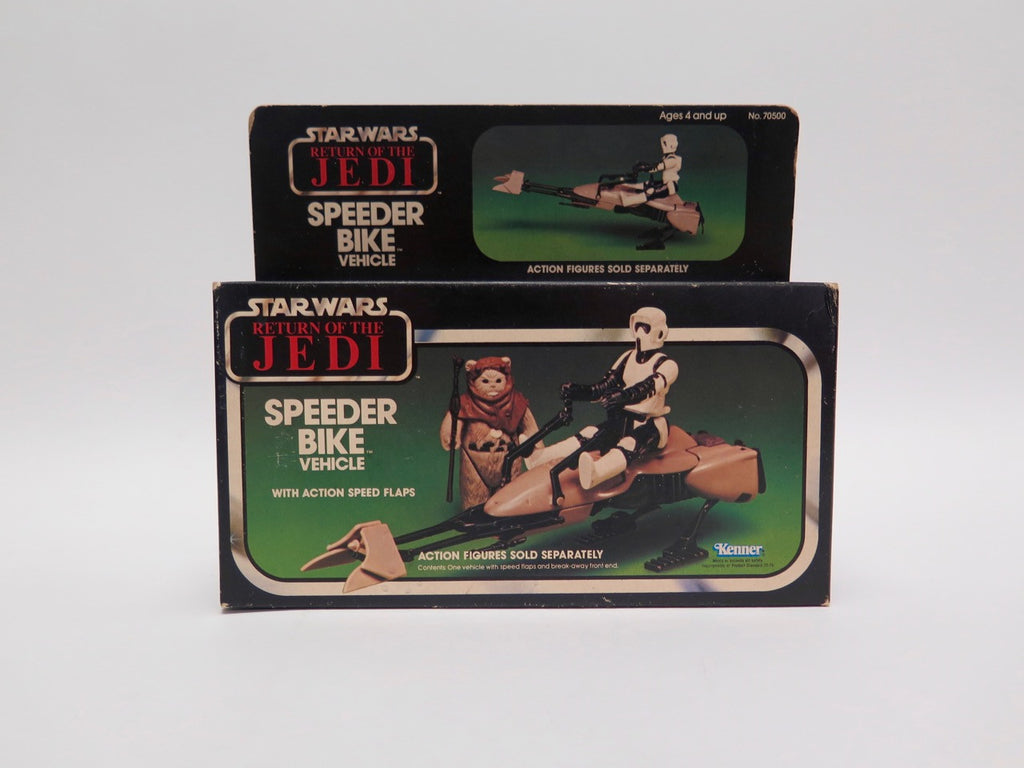 1983 Kenner Star Wars Speeder Bike Sealed MISB MISP