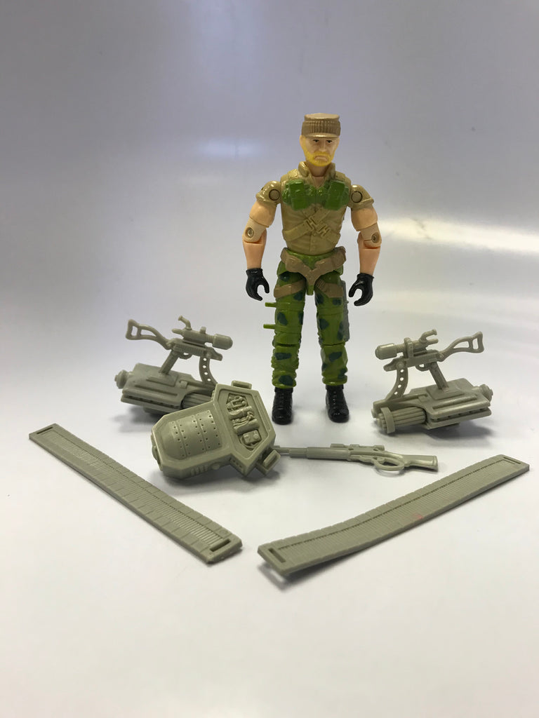 1989 Hasbro Gi Joe Rock N Roll Loose Complete