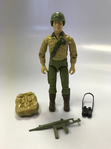 1984 Hasbro GI Joe DUKE (v1) FIRST SERGEANT Loose Complete