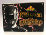 2013 Bandai Saban Mighty Morphin Power Rangers Legacy Die-Cast Power Coin Set