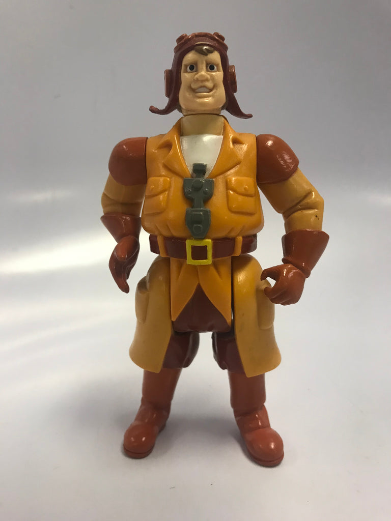 1987 Filmation Ghostbusters Eddie Spenser Loose Not Complete