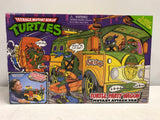 Playmates Teenage Mutant Ninja Turtles TMNT Classic Collection Party Wagon Van Vehicle MISB Never Opened