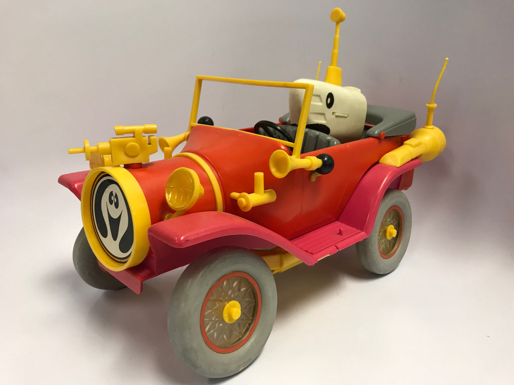 1986 Tyco Schaper Filmation's Ghostbusters Ghost Buggy 100% Complete All Original Great Condition