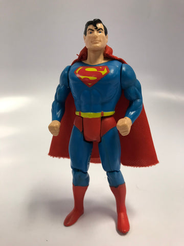 1984 Kenner Super Powers Superman Nice Condition - Super Power Works Great!