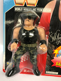 1992 Hasbro WWF World Wrestling Federation Vintage Seargent SGT Slaughter Salute Action UNOPENED Sealed