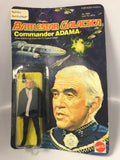 1978 Mattel Battlestar Galactica Commander ADAMA Sealed MOC Unopened!