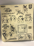 1985 Remco WWE WWF AWA All Star Wrestlers Tag Team The Legion Of Doom Road Warriors Hawk & Animal w/ Championship Belts