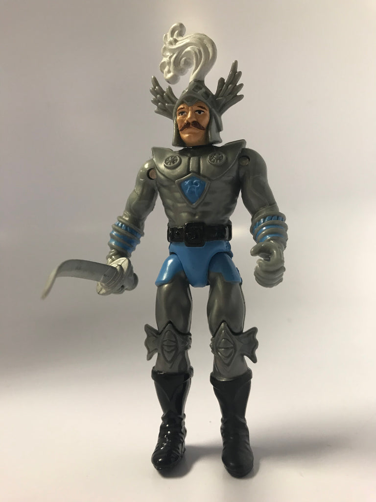 1984 Vintage LJN Advanced Dungeons & Dragons Strongheart Good Paladin With Sword