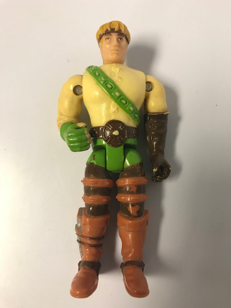 1984 Vintage LJN Advanced Dungeons & Dragons Hawkler (No Accessories)