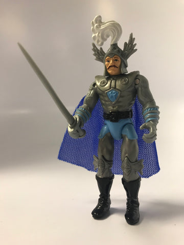 1984 Vintage LJN Advanced Dungeons & Dragons Strongheart Good Paladin Complete