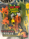 1997 Trendmasters The Extreme Ghostbusters Deluxe Lights & Sounds Kylie MOC Sealed Unopened