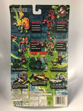 1997 Trendmasters The Extreme Ghostbusters Deluxe Lights & Sounds Egon Spengler MOC Sealed Unopened