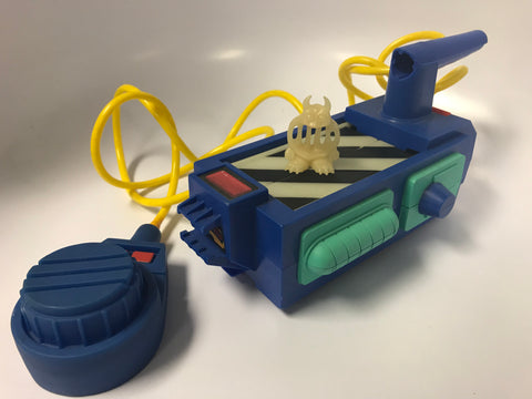 1986 Kenner The Real Ghostbusters Vintage Loose Ghost Trap Complete With Glow in the Dark Ghost - Still Works Great!