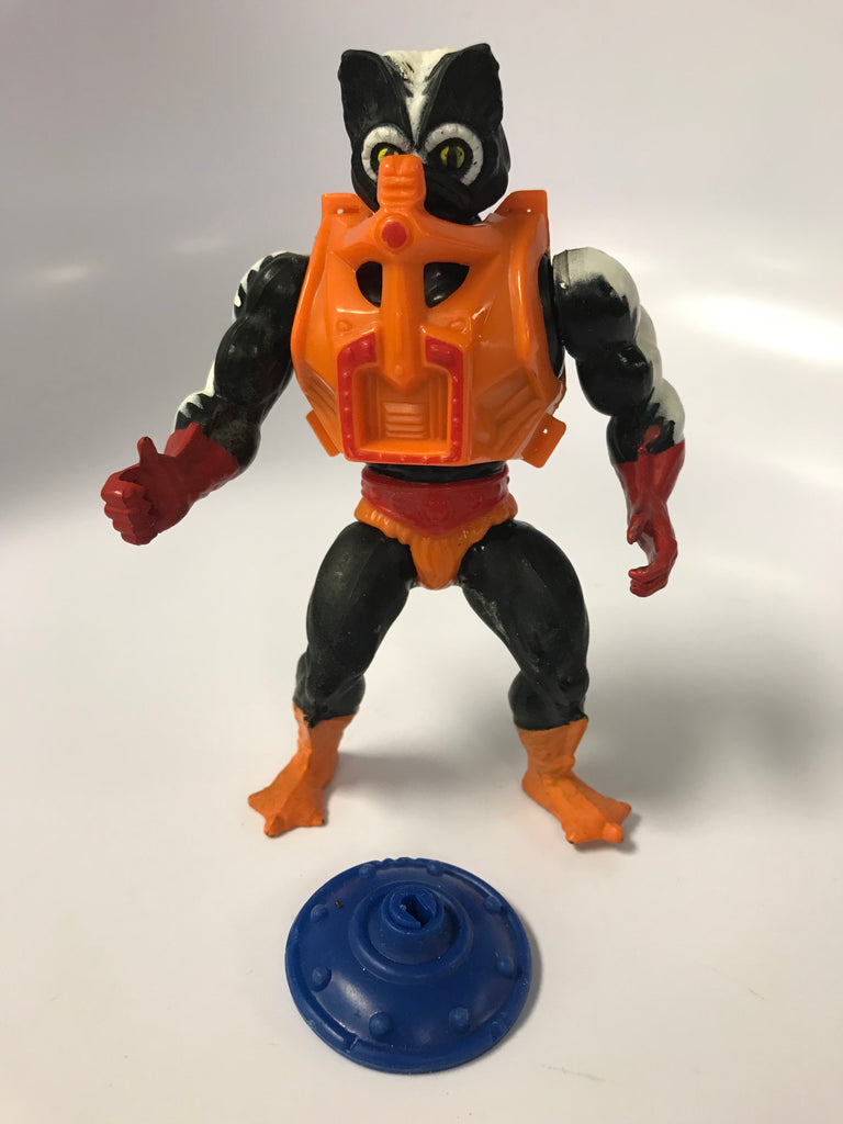 1983 Mattel He-Man & The Masters of the Universe Stinkor Loose Complete