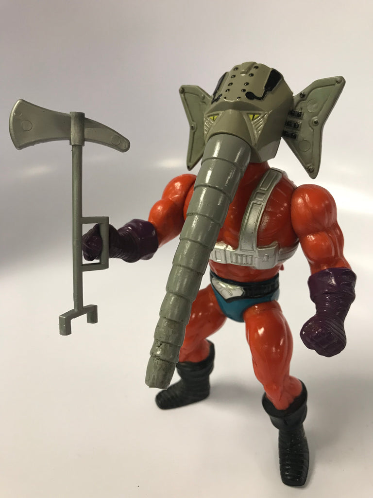 1983 Mattel He-Man & The Masters of the Universe Snout Spout Heroic Elephant Loose Complete
