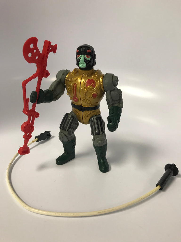 1983 Mattel He-Man & The Masters of the Universe Blast-Attak Evil Robot Warrior Loose Complete