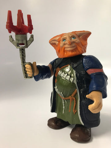 1987 Mattel He-Man & The Masters of the Universe Movie Gwildor Loose Complete With Cosmic Key