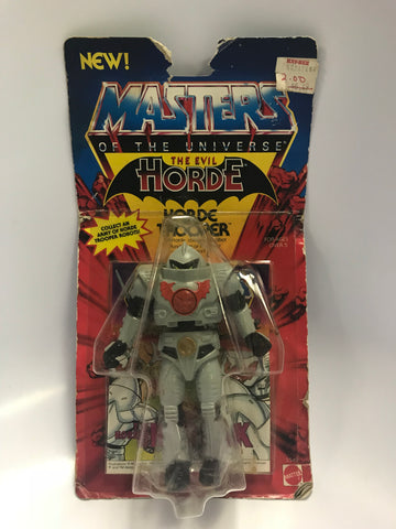 1985 Mattel He-Man & The Masters of the Universe The Evil Horde Trooper MOC Unopened Sealed