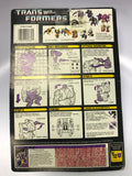 1986 Hasbro Transformers Original G1 Terrorcon BLOT Factory Sealed MISB MISP MOC NEW