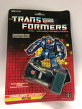 1987 Hasbro Transformers Original G1 Sparkabot Autobot Fizzle Factory Sealed MISB MISP MOC NEW