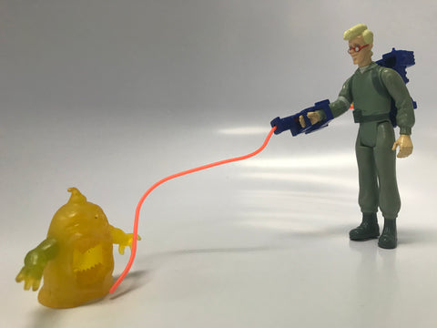 1986 Kenner The Real Ghostbusters Vintage Series 1 Egon Spengler Loose Complete