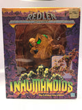 1986 Hasbro Inhumanoids Redlen Mutore Vintage Never Removed From Box