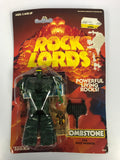 1986 Tonka Go-Bots Rock Lords Evil Rock Warrior Tombstone MOC Sealed Brand New