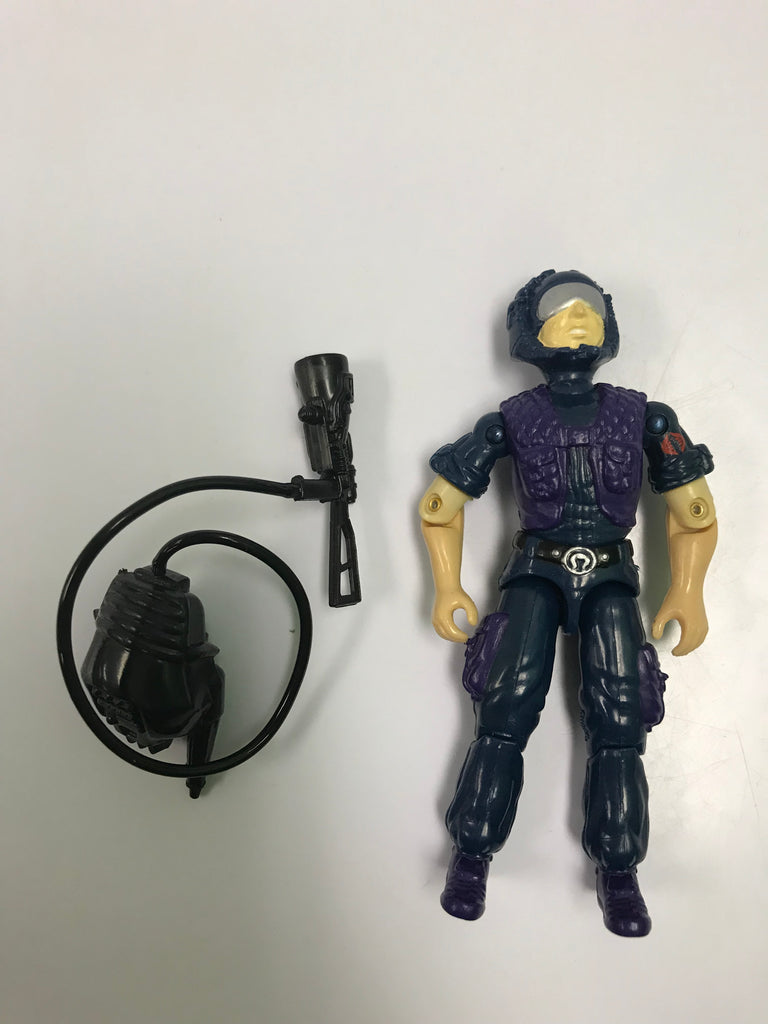1985 Hasbro GI Joe Tele-Vipers Loose Complete