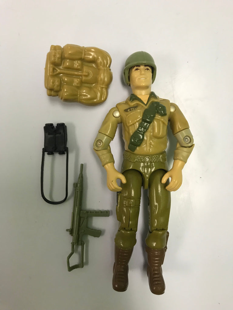 1983 Hasbro Gi Joe DUKE (v1) FIRST SERGEANT Loose Complete