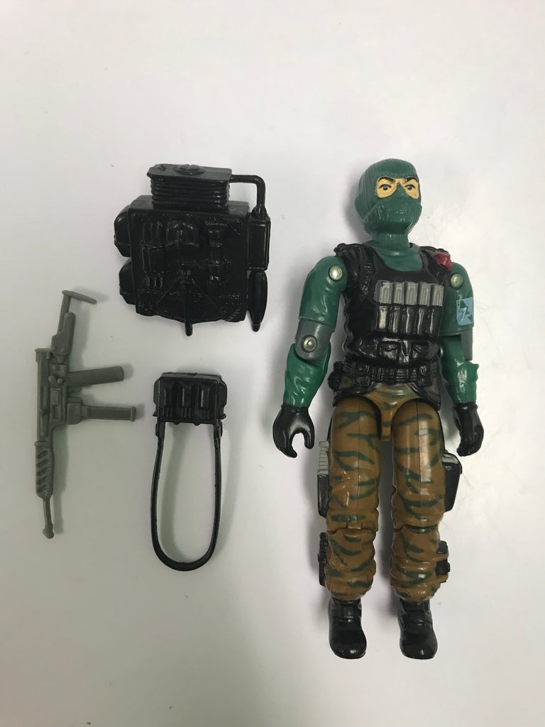 1986 Hasbro Gi Joe BEACH HEAD (v1) RANGER Loose Complete