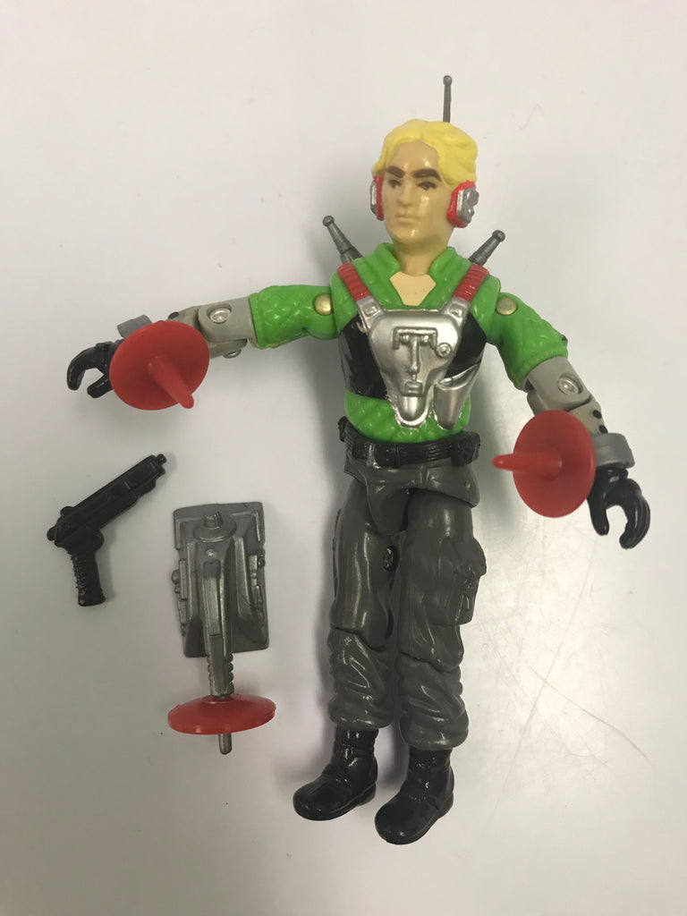 1987 Hasbro Gi Joe PSYCHE-OUT (v1) DECEPTIVE WARFARE Loose Complete