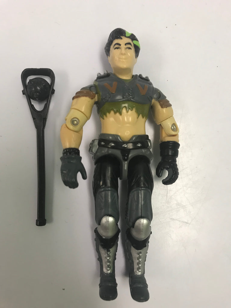 1986 Hasbro Gi Joe THRASHER (v1) DREADNOK THUNDER MACHINE DRIVER Loose Complete