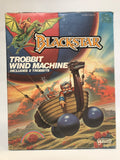 1981 Galoob Blackstar Trobbit Wind Machine Contents Sealed Never Removed From Box