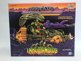 1986 Hasbro Vintage Inhumanoids Earth Corps Terrascout Terra Scout Vehicle In Box