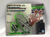 1988 Hasbro Transformers G2 Micromaster Transports Decepticon Flattop Flat Top MOC Factory Sealed