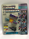 1988 Hasbro Transformers G2 Micromaster Combiner Decepticon Battle Squad MOC Factory Sealed