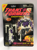 1988 Hasbro Transformers G2 Combaticon Combiner BLAST OFF Forms Bruticus C3 MOC Sealed