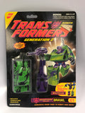 1988 Hasbro Transformers G2 Combaticon Combiner BRAWL Forms Bruticus C1 MOC Sealed