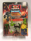 1994 Playmates Exo Squad ExoSquad Jumptroops Colleen O'Reilly Figure Ultralight E-Frame MOC MISB Factory Sealed
