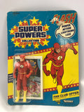 1985 Kenner Super Powers 12 Back The Flash Barry Allen MOC SEALED Unopen