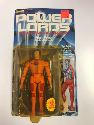 1983 Revell Power Lords Adam Power Leader of the Lords