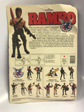 1985 Coleco Rambo: The Force of Freedom Battle Action Rocket Launcher Rambo MOC Factory Sealed