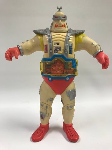 1991 Playmates Teenage Mutant Ninja Turtles TMNT Krang's Android Body Loose Complete