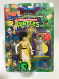 1994 Playmates Teenage Mutant Ninja Turtles TMNT Universal Monsters TMNT Bride of Frankenstein April MOC