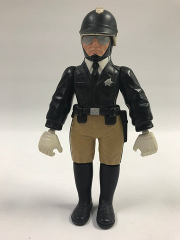 1986 Kenner The Real Ghostbusters Haunted Humans X-Cop Loose Complete