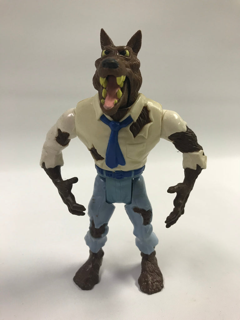 1988 Kenner The Real Ghostbusters Monsters The Wolfman Monster Loose Complete