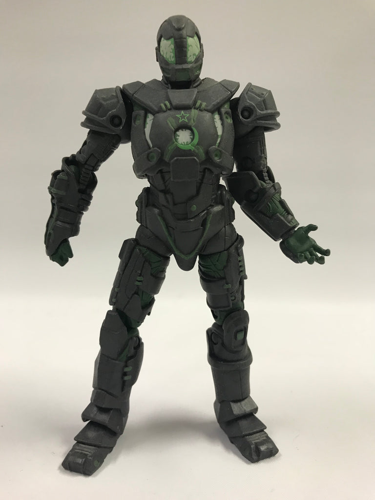 2008 Hasbro Marvel Legends Iron Man The Titanium Man Loose