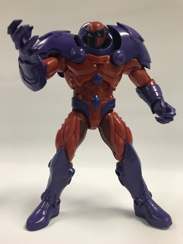 Hasbro Marvel Legends Red Onslaught Build a Figure BAF Loose Complete